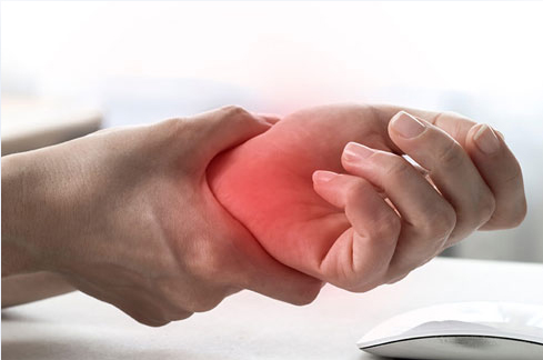 Carpal Tunnel Syndrome in Jersey City